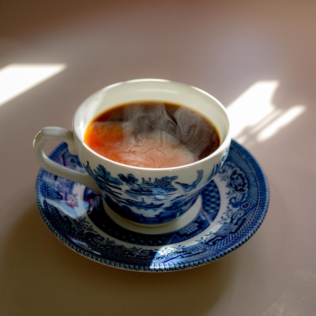 Oslokaffe, den sorte rene kaffen