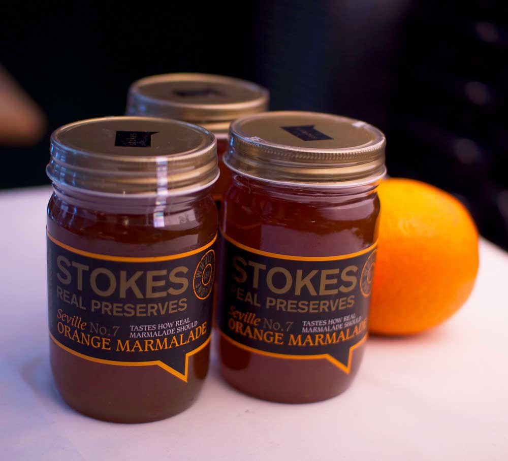 Stokes appelsinmarmelade er blitt kåret til den beste appelsinmarmeladen i Storbritania