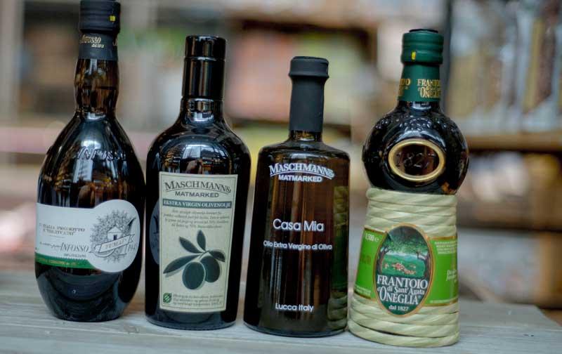 Slik finner du en ekstra god olivenolje