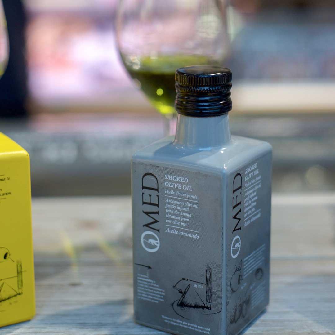 Røkt olivenolje