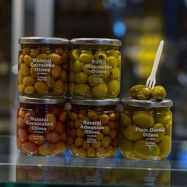 Gode oliven fra Maschmanns
