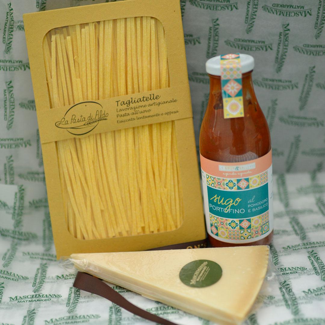 himmelsk pasta