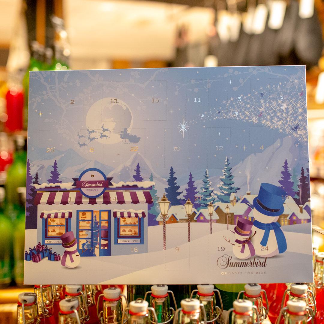 Julekalender fra Maschmanns