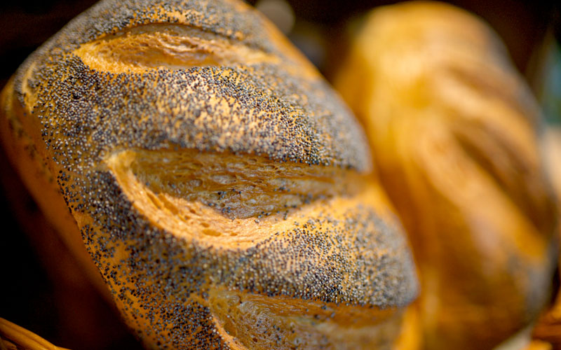 Brød fra Maschmanns Bakeri