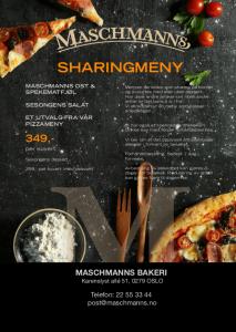 Maschmanns sharingmeny