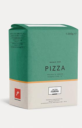 Pizzamel fra Maschmanns