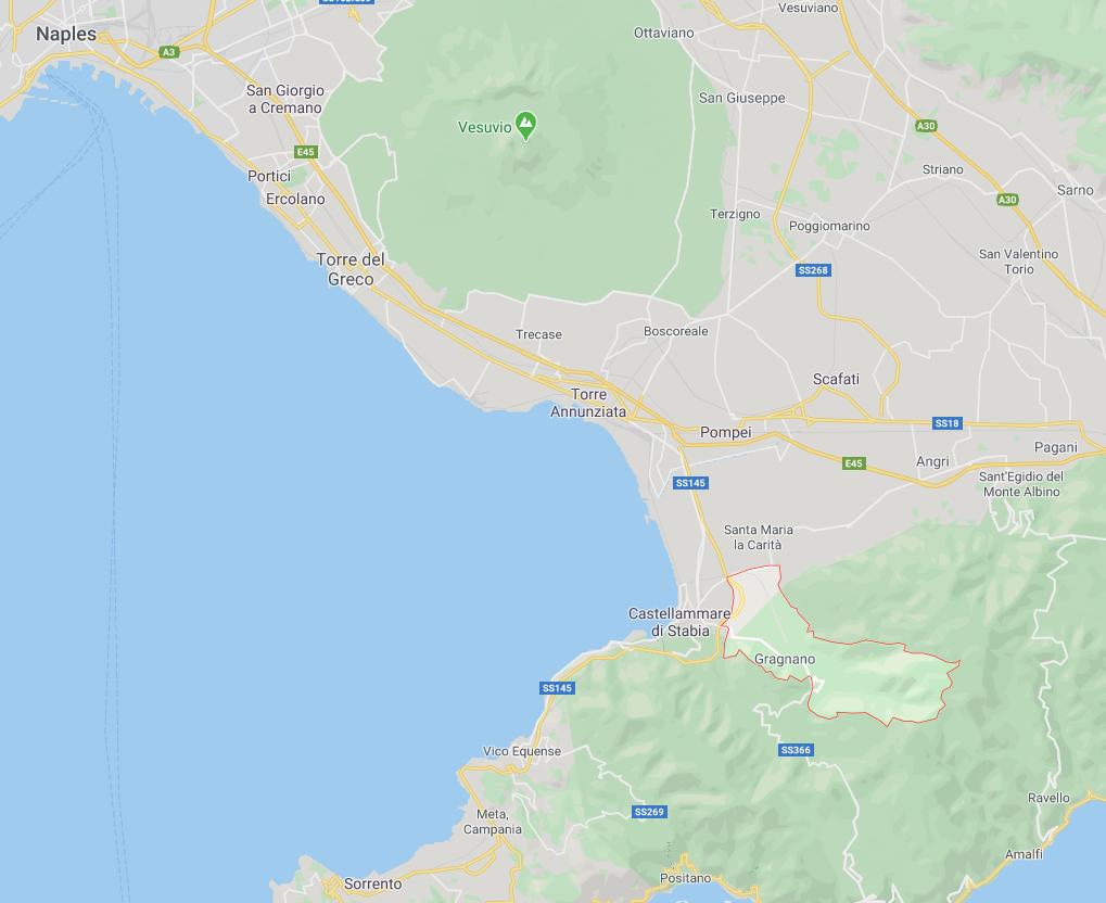 Kart Gragnano