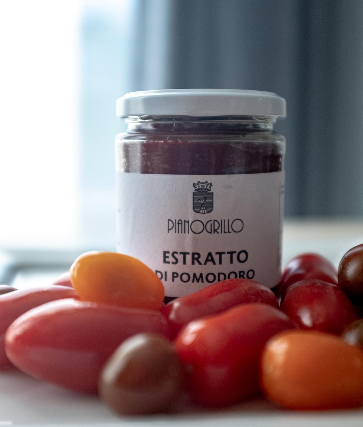 tomatpure fra Pianogrillo