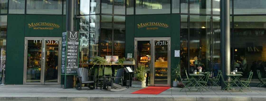 Maschmanns Matmarked på Skøyen