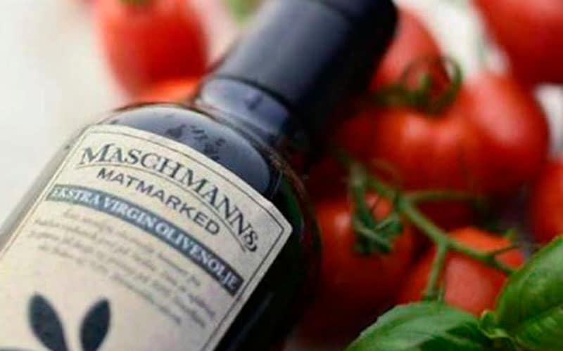 Olivenolje fra Maschmanns