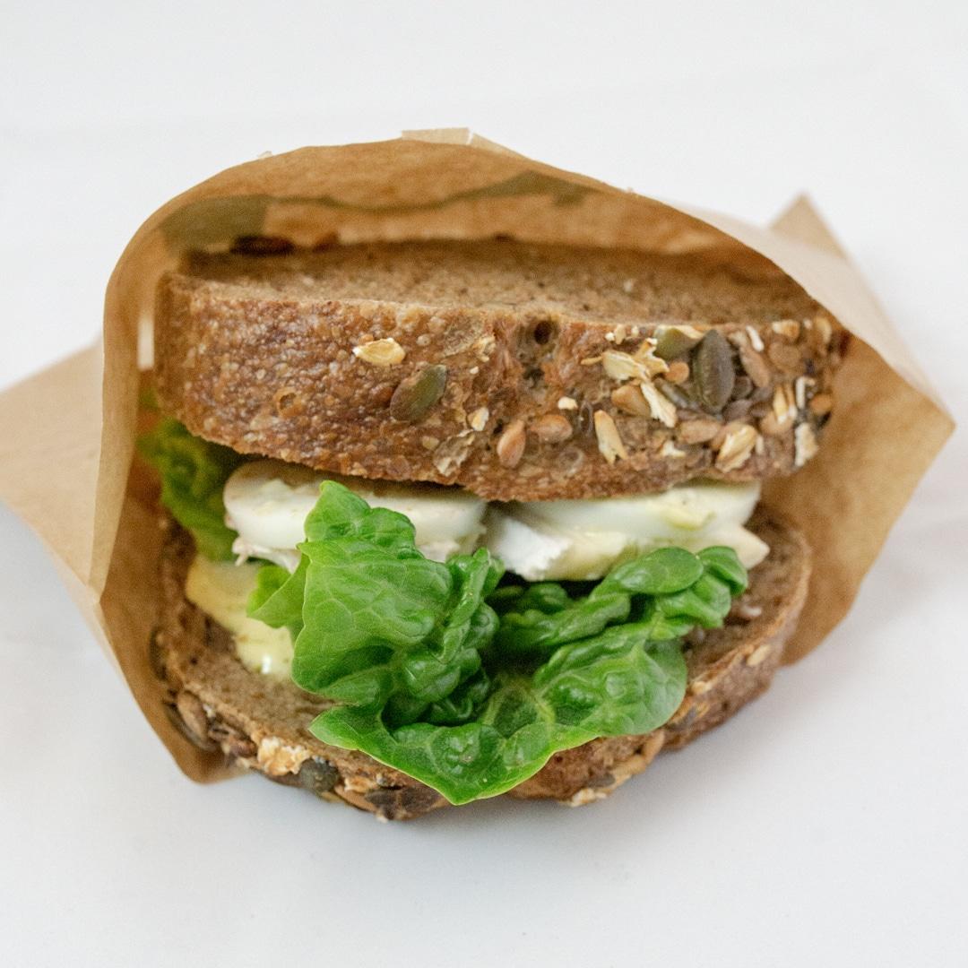7-korn sandwich fra Maschmanns