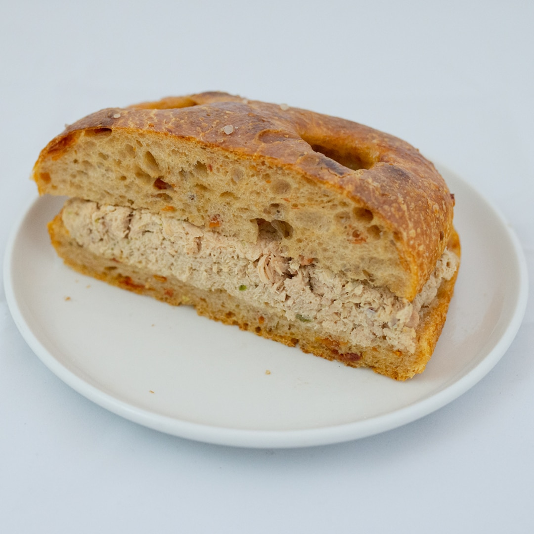 Tunfisk sandwich fra Maschmanns