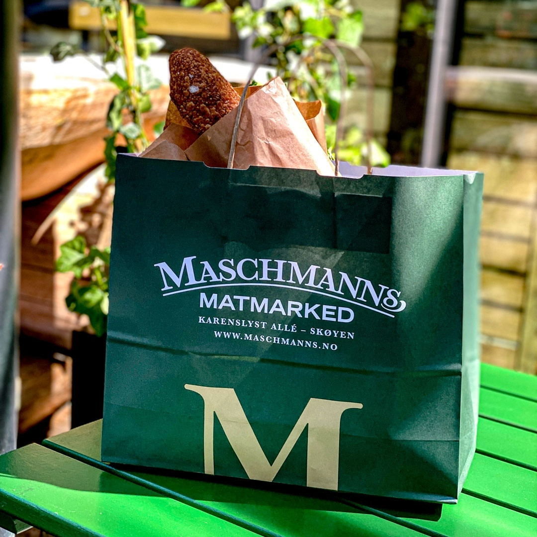 Handle på Maschmanns