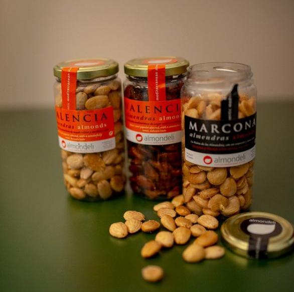 Almondeli mandler