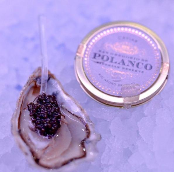 Caviar & Østers
