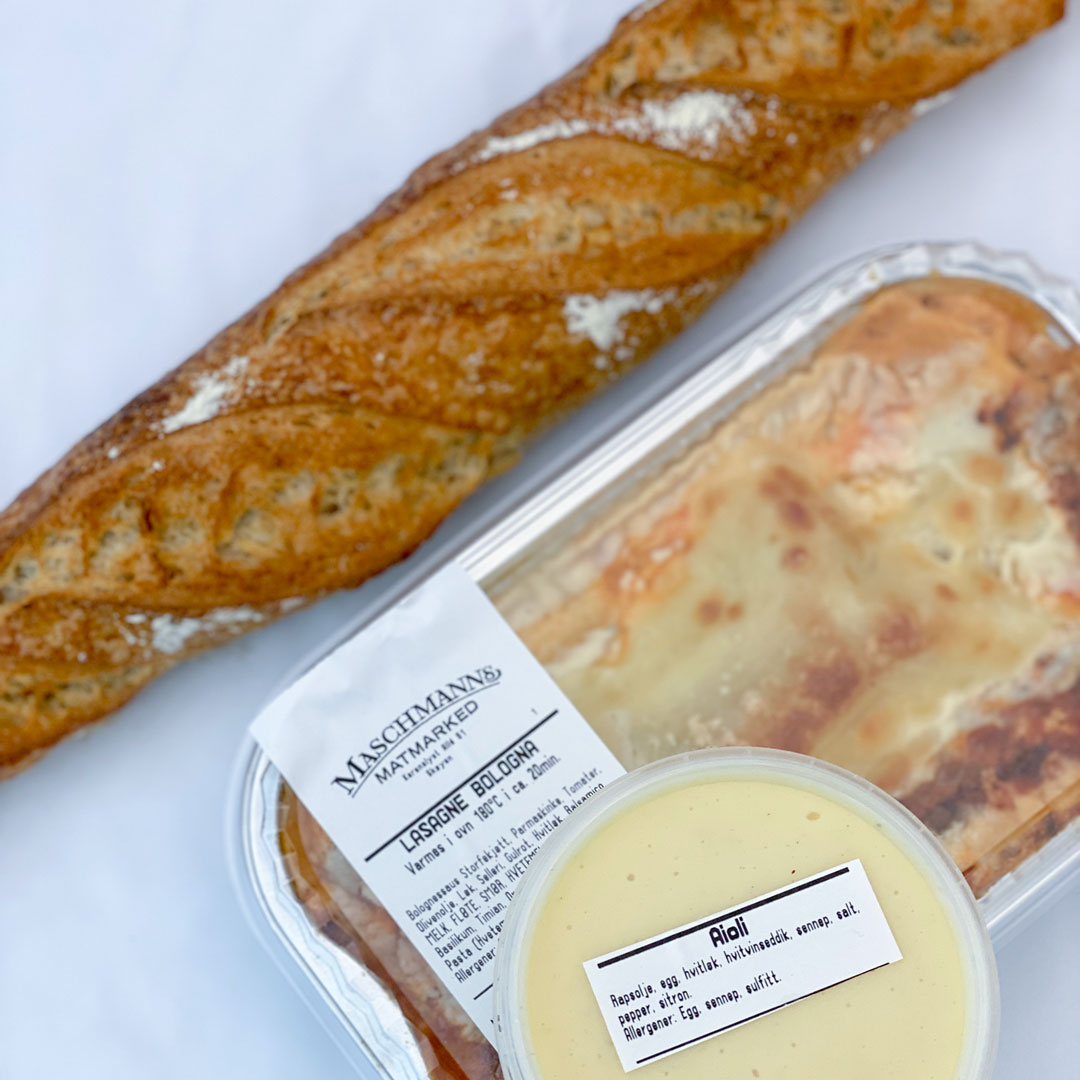 Maschmanns lasagne